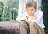 Commissioned Childrens Portrait 1