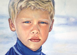 Commissioned Childrens Portrait 2