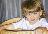 Commissioned Childrens Portrait 4